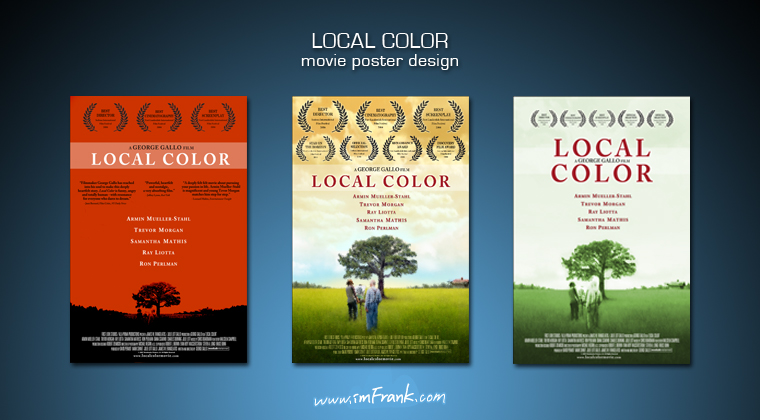 Local Color Movie Poster